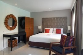 ให้เช่าเซอร์วิส อพาร์ทเม้นท์ 1 ห้องนอน ใน สีลม, บางรัก ใกล้  MRT สีลม