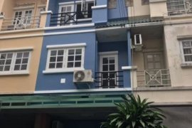 ให้เช่าทาวน์เฮ้าส์ บ้านเกตุนุติการ์เด้น  4 ห้องนอน ใน พลับพลา, วังทองหลาง ใกล้  MRT ลาดพร้าว 83