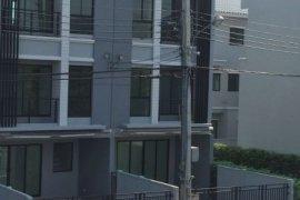 ให้เช่าทาวน์เฮ้าส์ บ้านกลางเมือง รัตนาธิเบศร์  3 ห้องนอน ใน บางกระสอ, เมืองนนทบุรี ใกล้  MRT ศูนย์ราชการนนทบุรี