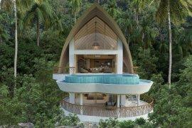 ขายวิลล่า 2 ห้องนอน ใน เกาะสมุย, สุราษฎร์ธานี