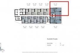ขายคอนโด แชปเตอร์ เจริญนคร - ริเวอร์ไซด์  2 ห้องนอน ใน บางลำภูล่าง, คลองสาน ใกล้  BTS กรุงธนบุรี
