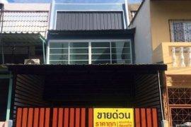 ขายทาวน์เฮ้าส์ 2 ห้องนอน ใน บางแคเหนือ, บางแค ใกล้  MRT บางแค