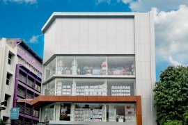 Commercial for rent in Rong Mueang, Bangkok