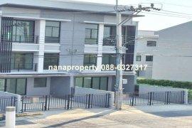 ให้เช่าทาวน์เฮ้าส์ 3 ห้องนอน ใน บางกระสอ, เมืองนนทบุรี ใกล้  MRT แยกนนทบุรี 1