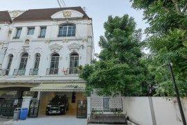 4 Bedroom Townhouse for rent in Baan Klang Krung Grande Vienna Rama 3, Bang Phong Pang, Bangkok