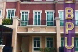 ขายหรือให้เช่าทาวน์เฮ้าส์ การ์เด้น สแควร์ สุขุมวิท 77  4 ห้องนอน ใน พระโขนง, คลองเตย ใกล้  BTS อ่อนนุช