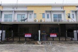 ขายทาวน์เฮ้าส์ 3 ห้องนอน ใน บ้านใหม่, ปากเกร็ด ใกล้  MRT ทะเลสาบ