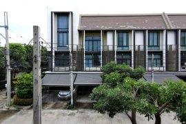 ขายทาวน์เฮ้าส์ ฟลอรา วงศ์สว่าง  3 ห้องนอน ใน เมืองนนทบุรี, นนทบุรี