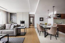 ให้เช่าเซอร์วิส อพาร์ทเม้นท์ 2 ห้องนอน ใน สีลม, บางรัก ใกล้  BTS ช่องนนทรี