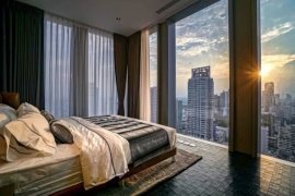 ขายคอนโด เดอะ ริซท์-คาร์ลตัน เรสซิเดนเซส แอท มหานคร  2 ห้องนอน ใน สีลม, บางรัก ใกล้  BTS ช่องนนทรี