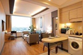ให้เช่าเซอร์วิส อพาร์ทเม้นท์ 1 ห้องนอน ใน พระโขนงเหนือ, วัฒนา ใกล้  BTS พระโขนง