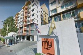 1 Bedroom Condo for sale in My Condo Ladprao 27, Chom Phon, Bangkok near MRT Lat Phrao
