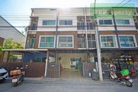 ขายทาวน์เฮ้าส์ วิลเลต ซิตี้ พัฒนาการ 38  3 ห้องนอน ใน ประเวศ, กรุงเทพ