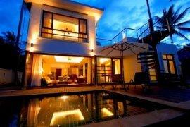 ให้เช่าบ้าน 3 ห้องนอน ใน บางปอ, เกาะสมุย