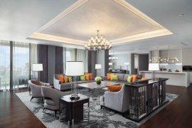 3 Bedroom Hotel / Resort for rent in Sindhorn Kempinski Hotel Bangkok, Lumpini, Bangkok near BTS Ratchadamri