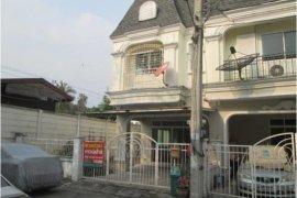ขายทาวน์เฮ้าส์ ใน บางกร่าง, เมืองนนทบุรี