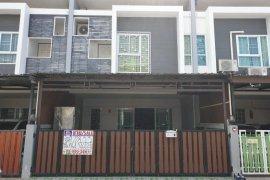 ขายทาวน์เฮ้าส์ 3 ห้องนอน ใน แสนสุข, เมืองชลบุรี