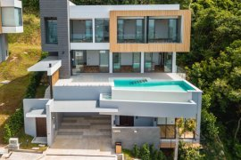 ขายวิลล่า Verano Residence  4 ห้องนอน ใน เฉวงน้อย, เกาะสมุย