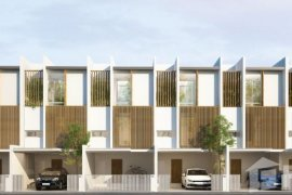 3 Bedroom Townhouse for sale in Chiang Mai