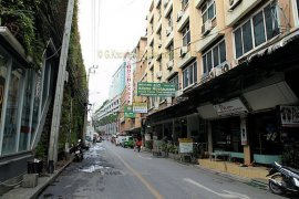 Land for sale in Khlong Tan, Bangkok near BTS Nana