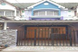 ขายทาวน์เฮ้าส์ 3 ห้องนอน ใน ปากเกร็ด, ปากเกร็ด ใกล้  MRT กรมชลประทาน