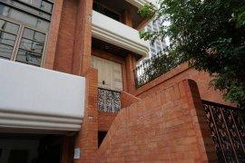 ให้เช่าทาวน์เฮ้าส์ 6 ห้องนอน ใน ลุมพินี, ปทุมวัน