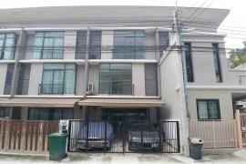 ขายหรือให้เช่าทาวน์เฮ้าส์ 3 ห้องนอน ใน นนทบุรี