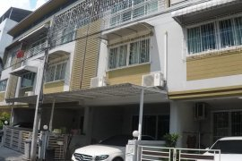 ขายทาวน์เฮ้าส์ 3 ห้องนอน ใน ห้วยขวาง, ห้วยขวาง ใกล้  MRT ห้วยขวาง