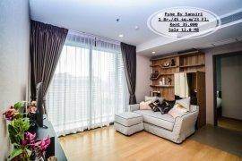 ขายหรือให้เช่าคอนโด ไพน์ บาย แสนสิริ  1 ห้องนอน ใน ถนนเพชรบุรี, ราชเทวี ใกล้  BTS ราชเทวี