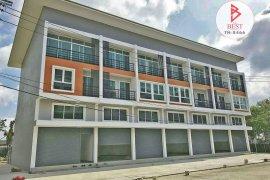 ขายอาคารพาณิชย์ 4 ห้องนอน ใน ท้ายบ้านใหม่, เมืองสมุทรปราการ