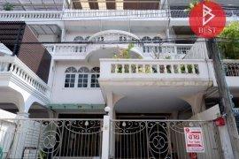ขายทาวน์เฮ้าส์ 5 ห้องนอน ใน ช่องนนทรี, ยานนาวา ใกล้  MRT คลองเตย