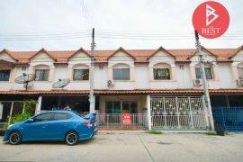 ขายหรือให้เช่าทาวน์เฮ้าส์ 2 ห้องนอน ใน เมืองชลบุรี, ชลบุรี