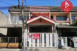 ขายทาวน์เฮ้าส์ 2 ห้องนอน ใน ท่าทราย, เมืองนนทบุรี ใกล้  MRT กรมชลประทาน