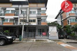ขายทาวน์เฮ้าส์ 3 ห้องนอน ใน ทับยาว, ลาดกระบัง ใกล้  MRT เศรษฐบุตรบำเพ็ญ