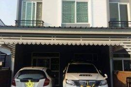 ขายทาวน์เฮ้าส์ กัสโต้ เทพารักษ์  3 ห้องนอน ใน บางนา, กรุงเทพ ใกล้  MRT ศรีเอี่ยม