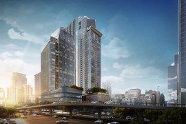 ขายคอนโด ดิ เอส แอท สิงห์ คอมเพล็กซ์  1 ห้องนอน ใน คลองเตยเหนือ, วัฒนา ใกล้  MRT เพชรบุรี