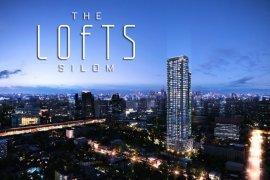 ขายคอนโด เดอะ ลอฟท์ สีลม(The Lofts Silom)  2 ห้องนอน ใน สีลม, บางรัก ใกล้  BTS สุรศักดิ์
