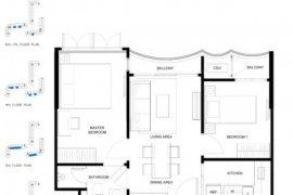 ขายคอนโด คาวะ เฮ้าส์ อ่อนนุช T77  1 ห้องนอน ใน พระโขนงเหนือ, วัฒนา