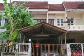 ขายทาวน์เฮ้าส์ 2 ห้องนอน ใน บางแคเหนือ, บางแค ใกล้  MRT พุทธมณฑลสาย 2