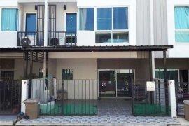 ขายทาวน์เฮ้าส์ 2 ห้องนอน ใน หลักสอง, บางแค ใกล้  MRT ทวีวัฒนา