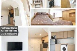 ขายหรือให้เช่าคอนโด ฟรี ไอส์แลนด์  1 ห้องนอน ใน วังทองหลาง, วังทองหลาง ใกล้  MRT โชคชัย 4