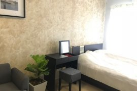 ขายหรือให้เช่าคอนโด พลัม คอนโด สามัคคี  1 ห้องนอน ใน ท่าทราย, เมืองนนทบุรี
