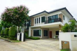 ขายบ้าน 4 ห้องนอน ใน เมืองนนทบุรี, นนทบุรี ใกล้  MRT บางรักน้อย-ท่าอิฐ