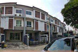 ขายทาวน์เฮ้าส์ 3 ห้องนอน ใน บางรักน้อย, เมืองนนทบุรี ใกล้  MRT บางรักน้อย-ท่าอิฐ