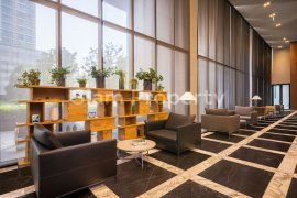 ให้เช่าเซอร์วิส อพาร์ทเม้นท์ The Park at Em District, Ascott Serviced-Residence  1 ห้องนอน ใน คลองเตย, คลองเตย ใกล้  BTS พร้อมพงษ์