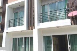 5 Bedroom Townhouse for rent in Thanapat Haus Sathorn - Narathiwas, Chong Nonsi, Bangkok