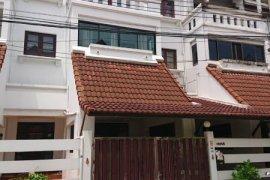 ขายหรือให้เช่าทาวน์เฮ้าส์ 3 ห้องนอน ใน สำโรงเหนือ, เมืองสมุทรปราการ ใกล้  MRT สำโรง
