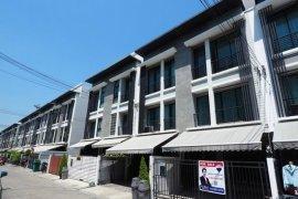 ขายทาวน์เฮ้าส์ บ้านกลางเมือง พระราม9-รามคำแหง  3 ห้องนอน ใน พลับพลา, วังทองหลาง ใกล้  MRT รามคำแหง
