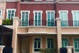 ให้เช่าทาวน์เฮ้าส์ การ์เด้น สแควร์ สุขุมวิท 77  4 ห้องนอน ใน พระโขนง, คลองเตย ใกล้  BTS อ่อนนุช