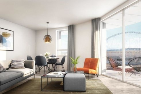 Excellent 1 Bedroom Condo For Sale In Anthology Wembley Parade London England Download Free Architecture Designs Rallybritishbridgeorg